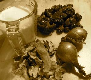 Chestnut Veloute